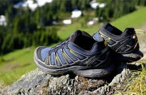 Each Hiker has their own perfect hiking shoes